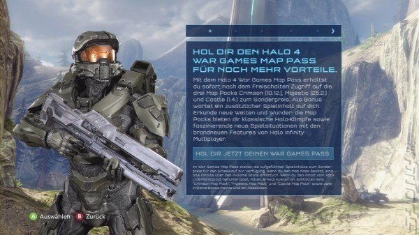 Halo 4 Map Pack Release Date Revealed? | GamingIO